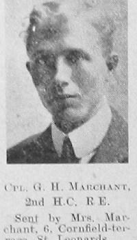 G H Marchant