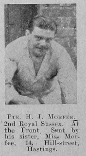 Morfee, Henry James