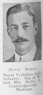 Reilly, David