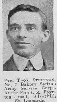 Thomas Stretton