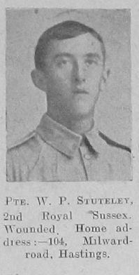 W P Stuteley