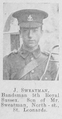 J Sweatman