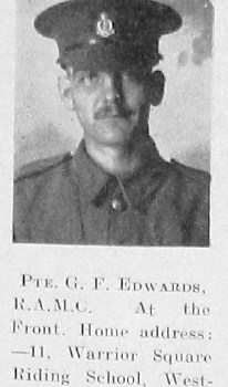 G F Edwards