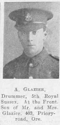 Arthur Glazier