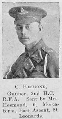 C Hesmond