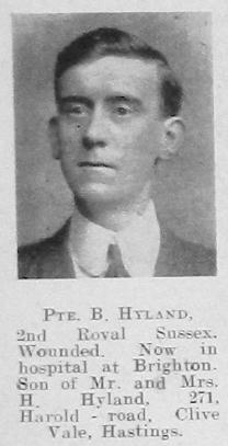 B Hyland