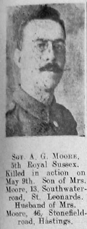 Arthur George Moore