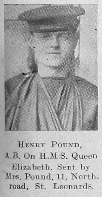 Henry Pound