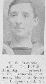 T E Simmons