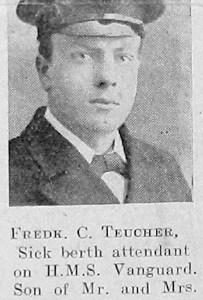 Frederick C Teucher
