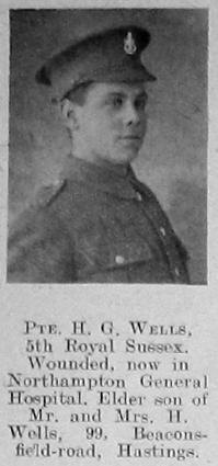 Wells, H G