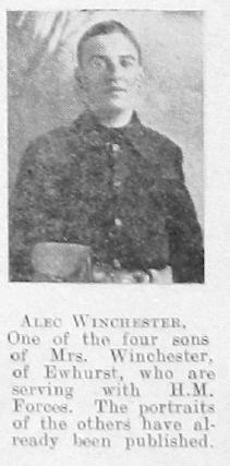 Winchester, Alec