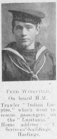 Fred Wingfield