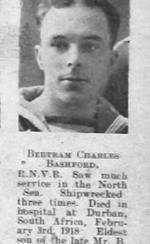 Bertram Charles Bashford