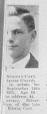 Norman Catt