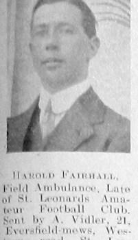 Harold Fairhall