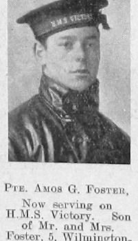 Amos G Foster