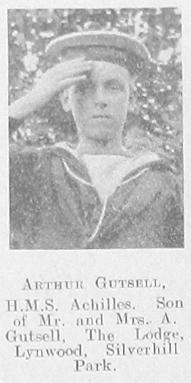 Gutsell, Arthur