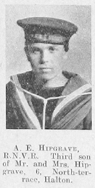 Hipgrave, Alfred Ernest