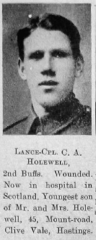 C A Holewell