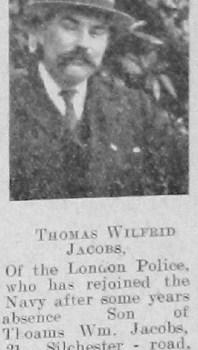 Thomas Wilfred Jacobs