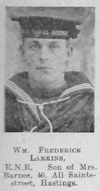 William Frederick Larkins