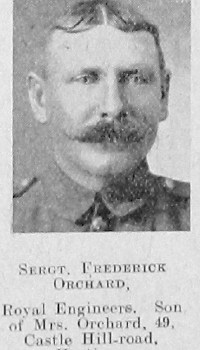 Frederick Orchard