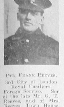 Frank Reeves
