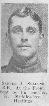 Arthur James Sellens