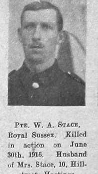 William Alfred Stace