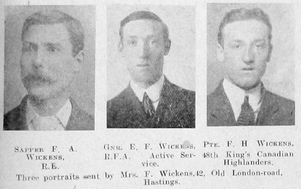 Wickens, Frederick Herbert