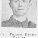 Francis Ernest Barber