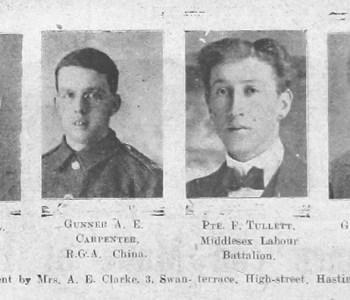 Clarke, Carpenter, Tullett, & Broom