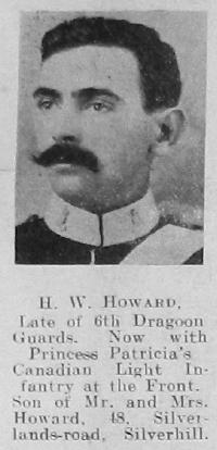 H W Howard