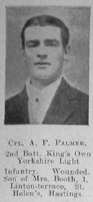 A F Palmer