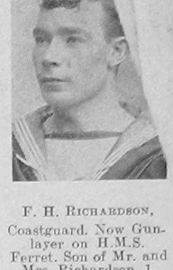 F H Richardson