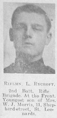 L Rycroft