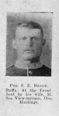 Samuel E Benge