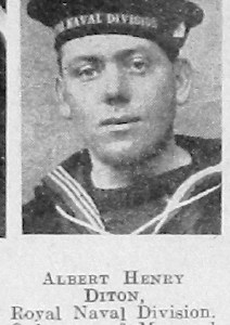 Albert Henry Diton