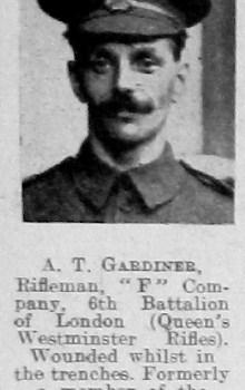A T Gardiner
