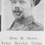 H Shaw