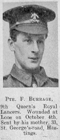 Frederick Burrage