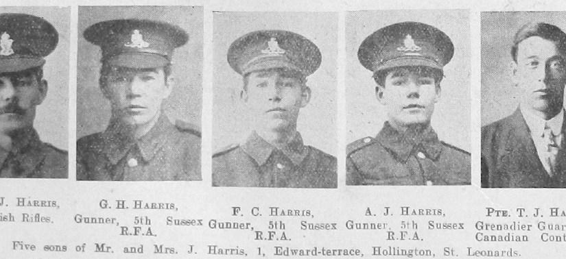 Harris, William John