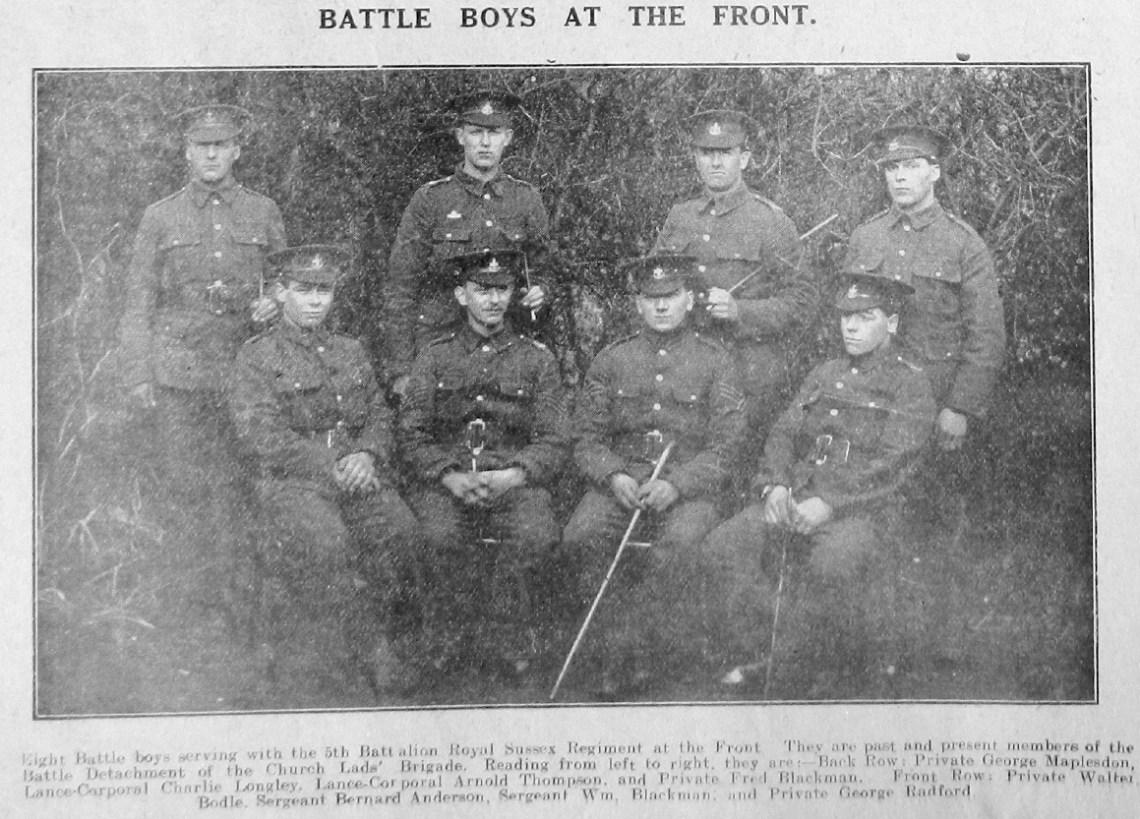 Royal Sussex Regiment
