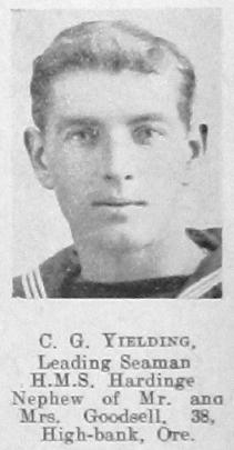 Charles George Yielding