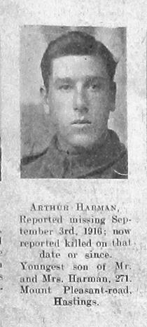 Arthur Harman