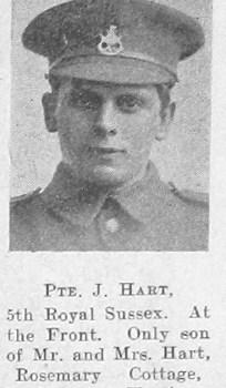 J Hart
