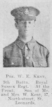 W E Kent