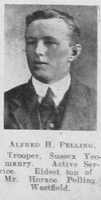 Alfred H Pelling