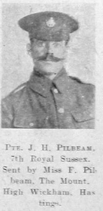 J H Pilbeam